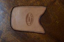 Back of card holder.