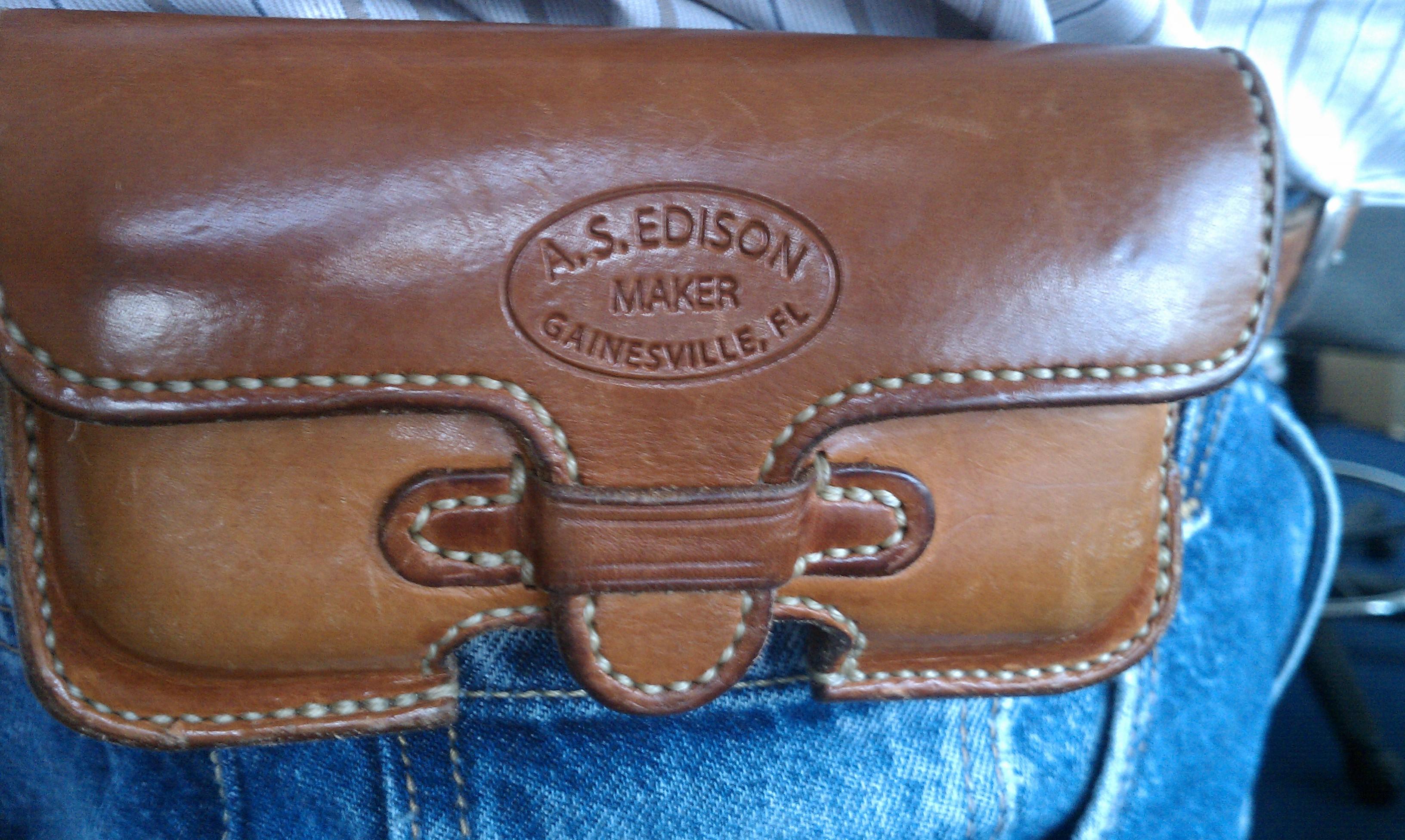 Phone Case u00ab Edison Leatherworks