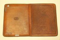Basket stamped design on cover