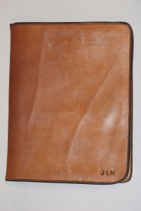 Embossed iPad 2 case