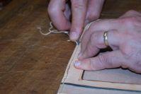 Rounding the inside edges too.