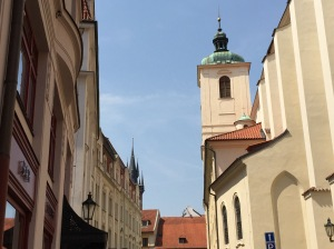 Prague scenes
