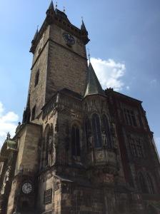 Prague scenes.
