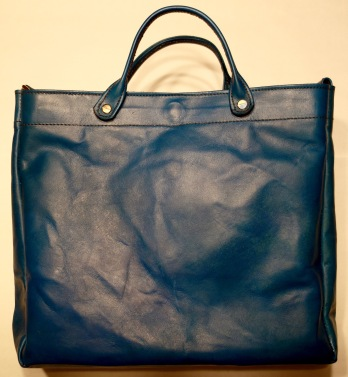 Kangaroo leather handbag