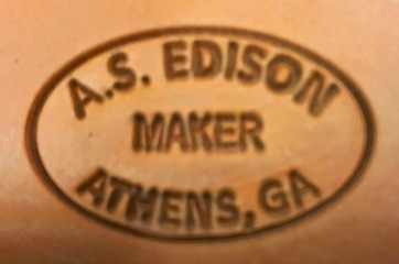 My new MAKER stamp