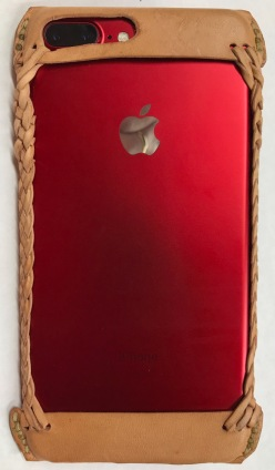 Back of 7 plus case